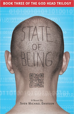 State of Being is the third book in my God Head Trilogy.